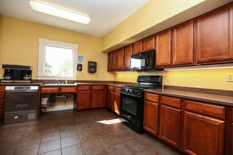 Wegman House Kitchen