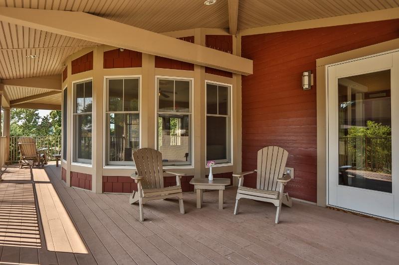 Wegman Porch